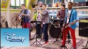 Violetta 3: Fede, Leon, Broduey, Andres y Maxi - Mil vidas atras