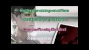 Rihanna - Rehab Kараоке