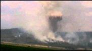 Взрив село Лозенец