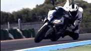Bmw Hp4 first Trailer - S 1000 Rr