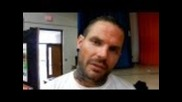 "Jeff Hardy's Special Message to Indy Wrestler ""vyper"""