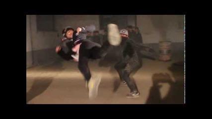 Exo - Growl [ Taekwondo Music Drama]