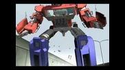 Optimus Prime Transformation ! !
