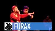 Furax | G B B B Seven To Smoke | Elimination