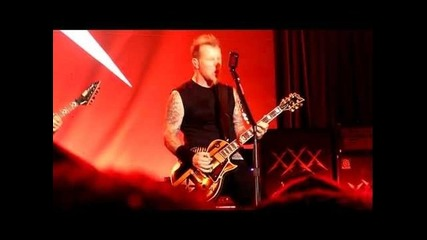 Metallica - Just a Bullet Away (part 1/2) (live in San Francisco, December 7th, 2011)