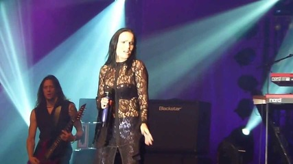 "Tarja Turunen - ""500 Letters"" @ 'metal Female Voices Fest'"