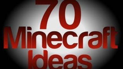 70 Minecraft Building Ideas