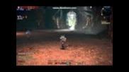 Tera Online - Lv33 Berserker gameplay