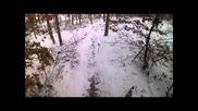 Snow ride (freeride)