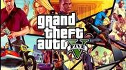 Grand Theft Auto V - Sony Xperia Z2 Remote Play