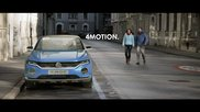 new Volkswagen T-roc Suv - commercial 2014 / Neues Vw T-roc Suv-konzept