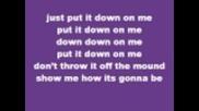Jeremiah ft. 50 cent - Down on me/tekst !!