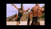 Achilles vs Boagrius(troy)