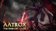League of Legends- The Darkin Blade Aatrox