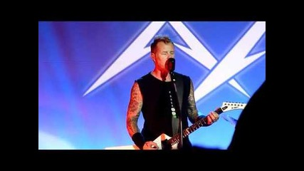 Metallica - Hell and Back (fillmore , San Francisco , 2011)