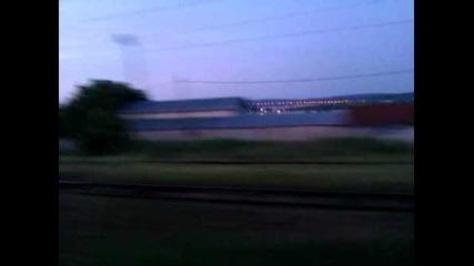 На път за Варна с бърз влак Пловдив- Варна(бв8637)(11.05.2012год.)