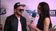 Репортаж от Българските музикални награди на Box Tv в Поп Топ