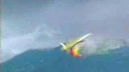 Windsurf Ostias Crashes