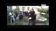 Кръщение в софийския затвор - Бог променя