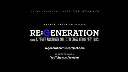 Skrillex-regeneration