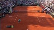 Atp 2015 Rome Djokovic-federer