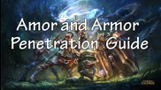 League of Legends - Armour and Armour Penetration