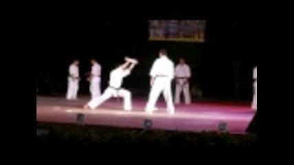 Карате Киокушин Демонстрация - Karate Kyokushin Demonstration