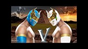 Wwe Sin Cara 1st Theme Song