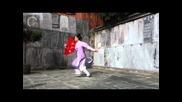 Wudang Kung Fu Fan by Shifu Pan Kedi