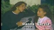 Дана Гарсия като малка интервю
