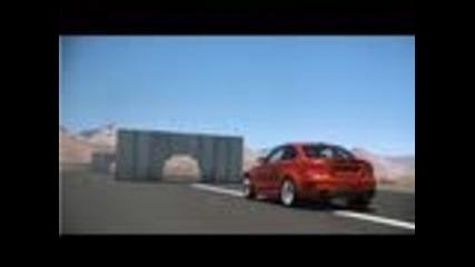 Bmw 1m Кърти бетон- Реклама