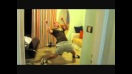 dubstep dance - Swagga