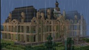 Minecraft Horror Movie: Hotel Overlook