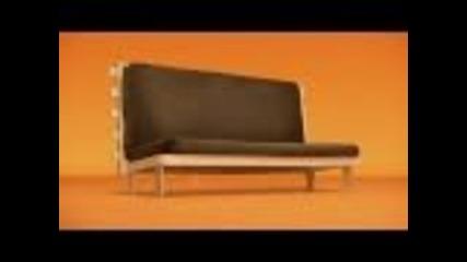 Лаптоп или диван ?