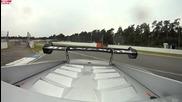 Gallardo Squadra Corse 0-320 km/h First Test New Lamborghini +