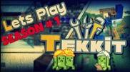 Tekkit survival with Xpredatorx_99 # 1