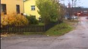 Селцето извън къщата