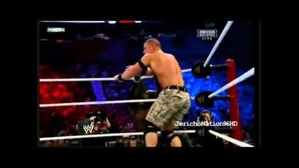 Wwe Royal Rumble 2012 Highlights
