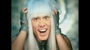 Джим Кери като Лейди Гага - Смях