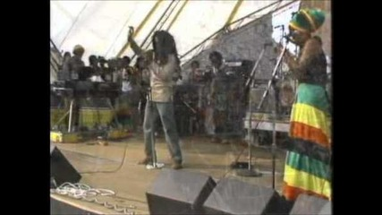 Bob Marley and the Wailers - Amandla Fest. Boston, Ma 1979-07-21