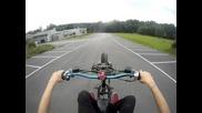 Yamaha neos Stunt Hd