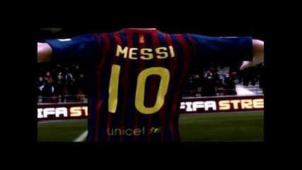 Lionel Messi 2011/2012 Tribute - The Football Legend! - Fifa 12