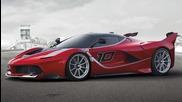 2015 Ferrari Laferrari Fxx K unveiled
