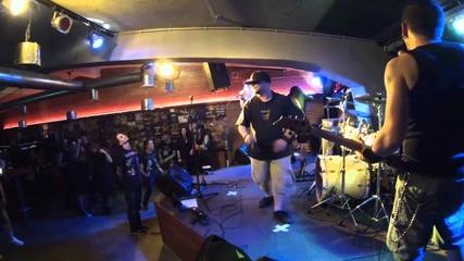 Hate Campaign live@club Jet Rock