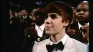 Selena Gomez Presenting - 2011 Grammy Awards