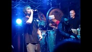 "Ian Brown & Unkle ""be There"" Live Arenele Romane Romania 10.09.2011"