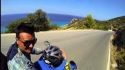 Денис и неговото синьо лято на Йонийско море