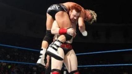 Wwe #3 - Sheamus vs Dolph Ziggler