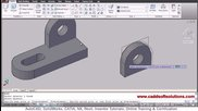 Autocad 3d Drawing Modeling Tutorial for Beginners | Autocad 2010