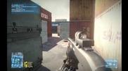 Battlefield 3 870mcs Shotgun Gameplay (c Dasergant)